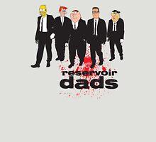 Reservoir Dads (Reservoir Dogs + Family Guy + Simpsons + King of the Hill + Flintstones + Jetsons mashup) T-Shirt