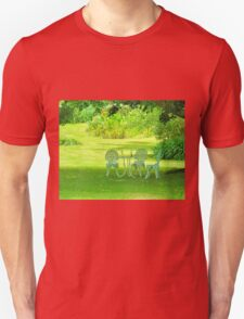 Wine In The Park Unisex T-Shirt