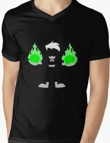 Phantom Danny Mens V-Neck T-Shirt
