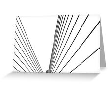 Over the Zakim Greeting Card