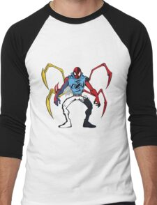 Mashup: Spider-Verse Men's Baseball ¾ T-Shirt