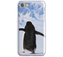 Adelie Penguins in Antarctica,   18 iPhone Case/Skin