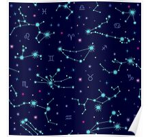 Astrological Astronomy Poster