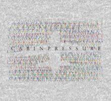 Cabin Pressure Aeroplane One Piece - Long Sleeve
