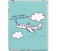 Hello, Carolyn--Colored iPad Case/Skin