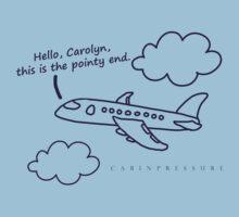 Hello, Carolyn by initiala