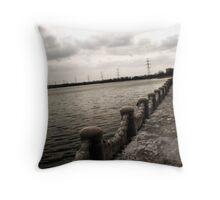 Lakeshore. Throw Pillow