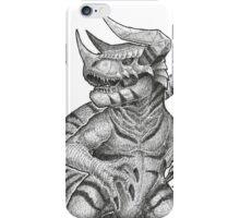 Greymon iPhone Case/Skin