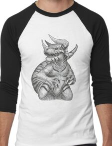 Greymon Men's Baseball ¾ T-Shirt