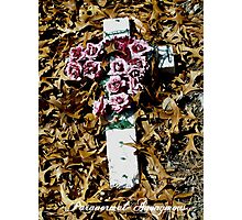Buried Memories Photographic Print