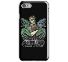 Who's Your Alpha? iPhone Case/Skin