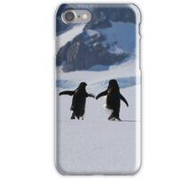 Adelie Penguins in Antarctica,   21 iPhone Case/Skin