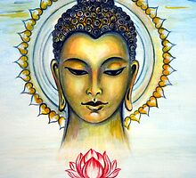 Buddha Bliss by Harsh  Malik