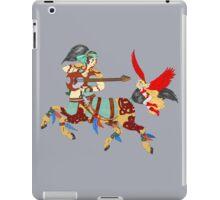 Heavy Metal Mythology iPad Case/Skin