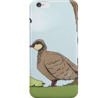 Partridge iPhone Case/Skin