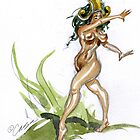Jungle Girl by casa