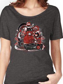 Music Monster Women's Relaxed Fit T-Shirt