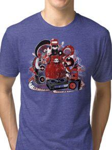 Music Monster Tri-blend T-Shirt
