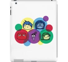The gang inside your head. iPad Case/Skin