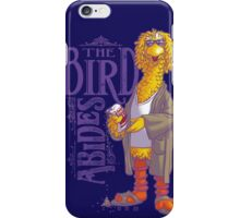 The Big Birdowski Parody iPhone Case/Skin