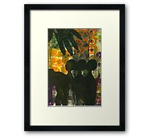 Mr Magic-We Have Your Back Framed Print