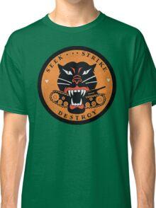 Seek Strike Destroy Tank Destroyer Emblem Classic T-Shirt