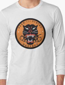 Seek Strike Destroy Tank Destroyer Emblem T-Shirt