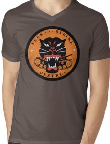 Seek Strike Destroy Tank Destroyer Emblem T-Shirt