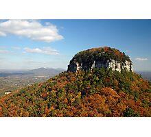 Pilot Mountain Photographic Print