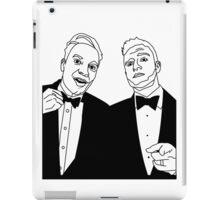 Twinning iPad Case/Skin