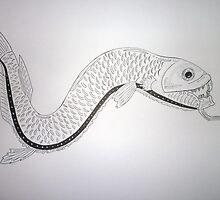 Dragon Fish by patstar