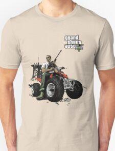 GTA V Colour T-Shirt