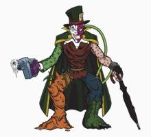 Mashups: Batman's Rogues by RSands