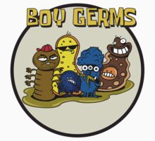 BOY GERMS by inkriminate