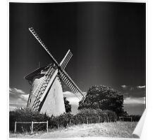 Bembridge Windmill, Isle of Wight Poster