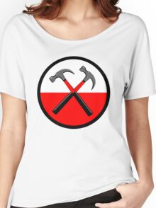 Pink Floyd Hammers Women's Relaxed Fit T-Shirt