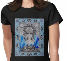 The Source of Obsessive Illusions  Womens Fitted T-Shirt