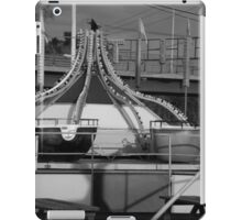 Tip Top - Black & White iPad Case/Skin