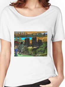 The Forever Lost Landscape Women's Relaxed Fit T-Shirt