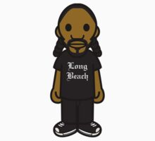 Snoop Doggy Dog One Piece - Short Sleeve