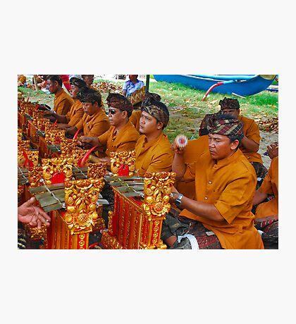 Balinese cremation ceremony 5 Photographic Print