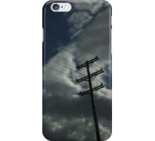 Wires iPhone Case/Skin