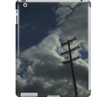 Wires iPad Case/Skin