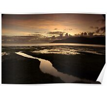 Trinity Inlet Dawn Poster
