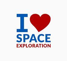 I Love Space Exploration Unisex T-Shirt