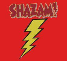 Shazam by FabiasXII