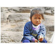 Little Lady of Laos Poster