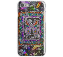 Decay of Insecta  iPhone Case/Skin