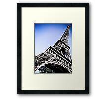 Lattice Works  Framed Print