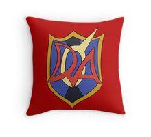 Duel Academia Throw Pillow